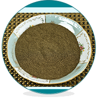 Dried Kratom Leaves Powder