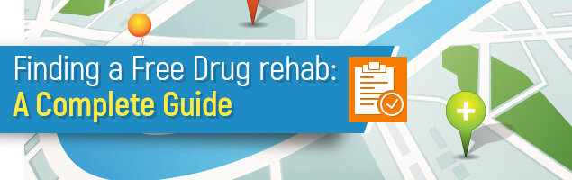 finding free rehab and state funded facilites for alcohol and drugsfinding a free drug rehab a complete guide