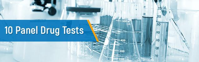 10 Panel Drug Testing