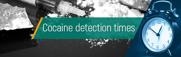 Cocaine Detection Times