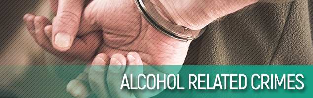 Alcohol Related Crimes Cover Image