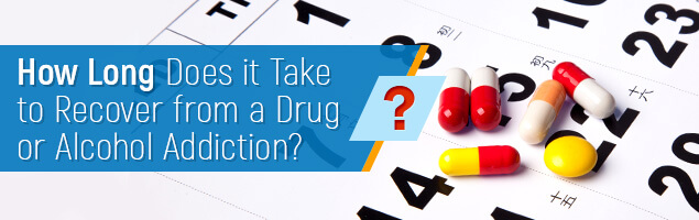 How long does addiction treatment take?