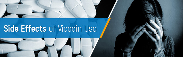 Side Effects of Vicodin Use