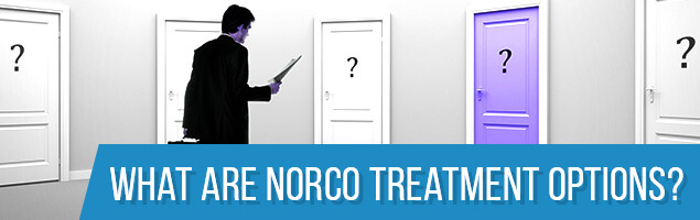 What are Norco Treatment Options?