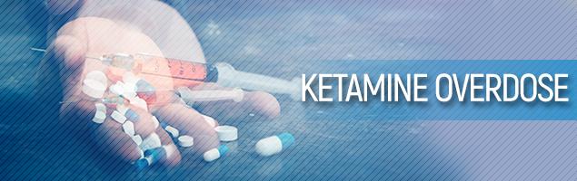 Ketamine Overdose