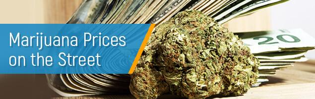 Marijuana Prices on the Street