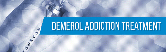 Demerol Addiction Treatment