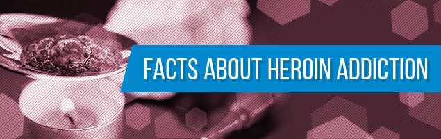 Facts About Heroin Addiction