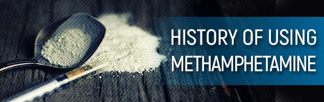 history of methamphetamine The history of methamphetamine jan 18, 1887: amphetamine was originally synthesized at universität berlin by romanian chemist lazar edeleanu (1861-1941) and.