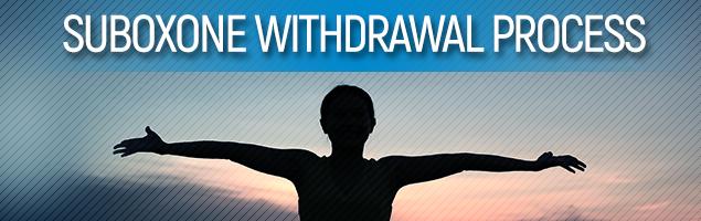 Suboxone Withdrawal Process
