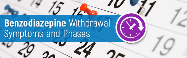 Benzodiazepine Withdrawal Symptoms and Phases