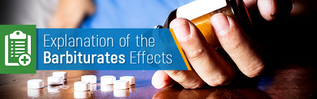 Explanation of the Barbiturates Effects