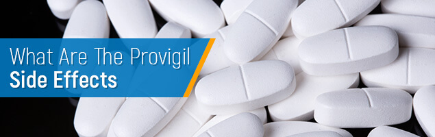 What Are The Provigil Side Effects