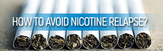 How To Avoid Nicotine Relapse