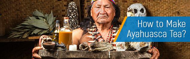 How to Make Ayahuasca Tea?