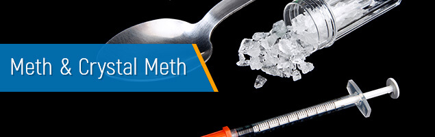 Meth and Crystal Meth