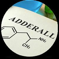 adderall chemical formula