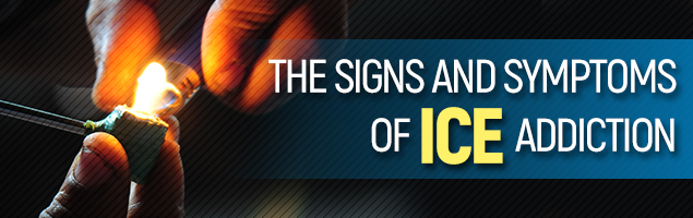 The Signs and Symptoms of Ice Addiction