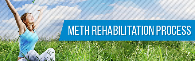 Meth Rehabilitation Process