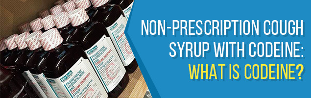 Non-Prescription Cough Syrup with Codeine: What is Codeine?