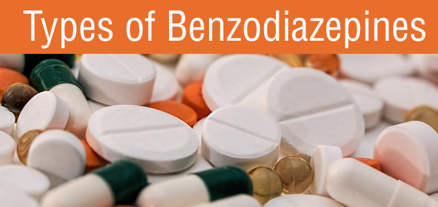 Types of Benzodiazepines
