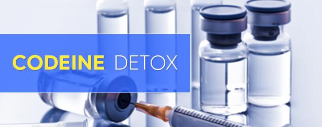 Codeine detox