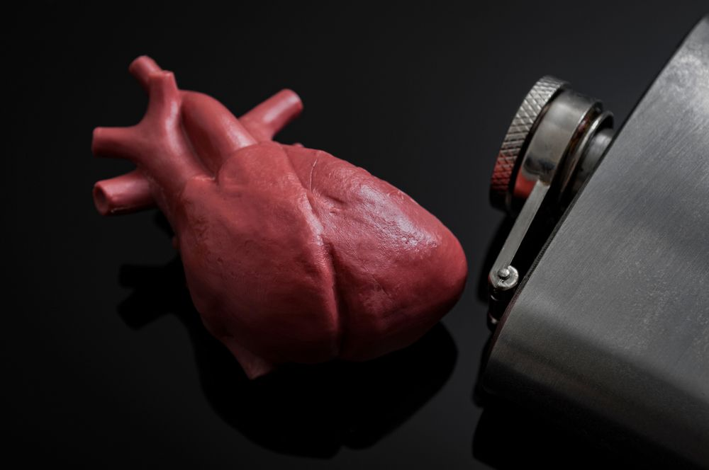 Alcoholism and Heart Disease: Effects of Alcohol on the Heart