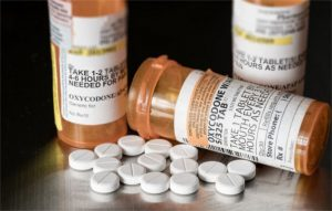 Oxycodone is the generic name for a range of opoid pain killing tablets