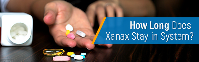 Metabolism of Xanax concept image