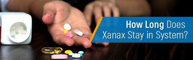 Metabolism of Xanax concept image