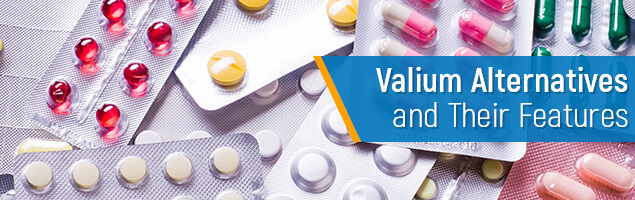 What are the Valium substitutes?
