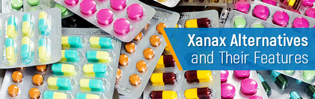 What are the Xanax alternatives?