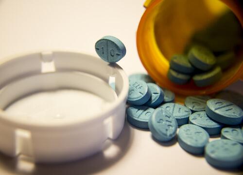 generic adderall pills