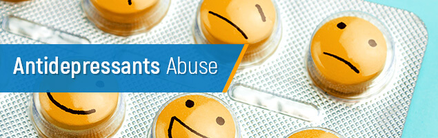 Antidepressants addiction cover image