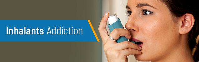Inhalants addction cover image