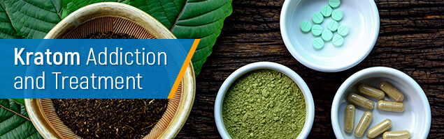 Kratom addiction cover image