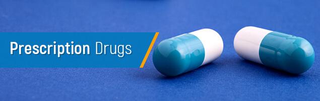 Prescription drug abuse cover image