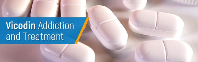 Vicodin addiction cover image