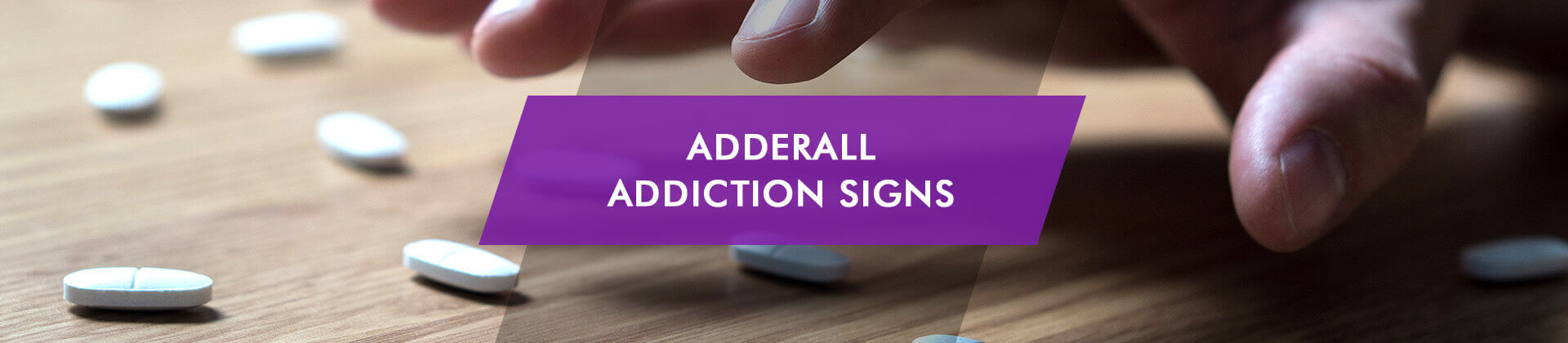 Signs of Adderall Addiction