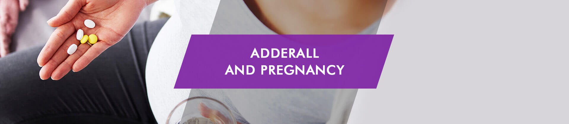 pregnant woman taking pills and adderall in pregnancy caption