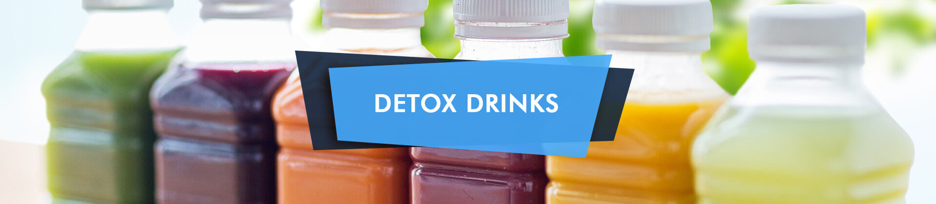 Drug Detox Drinks