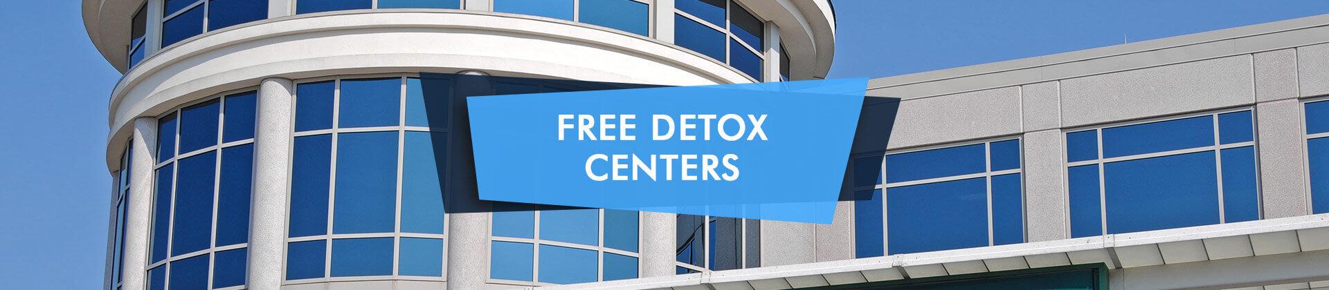 free detox facilities