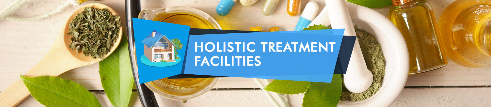 holistic treatment facilities