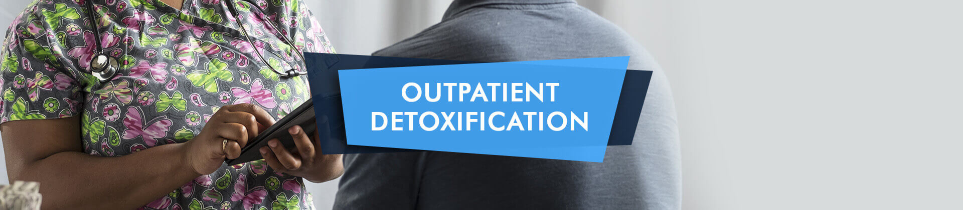 outpatient detoxification process