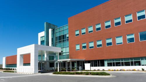 modern detoxification facility