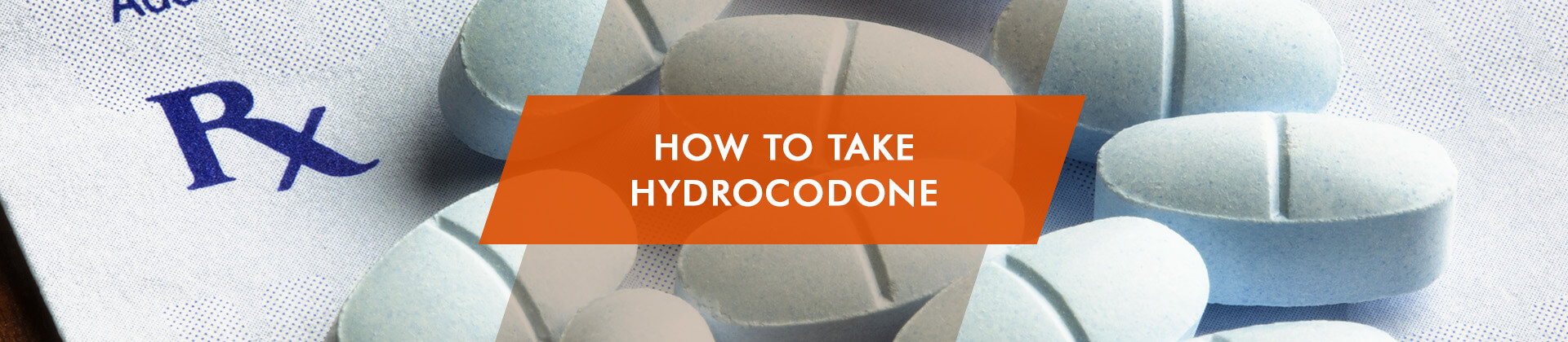 how to take hydrocodone