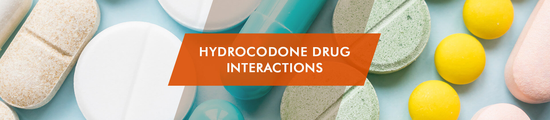 hydrocodone drug interactions