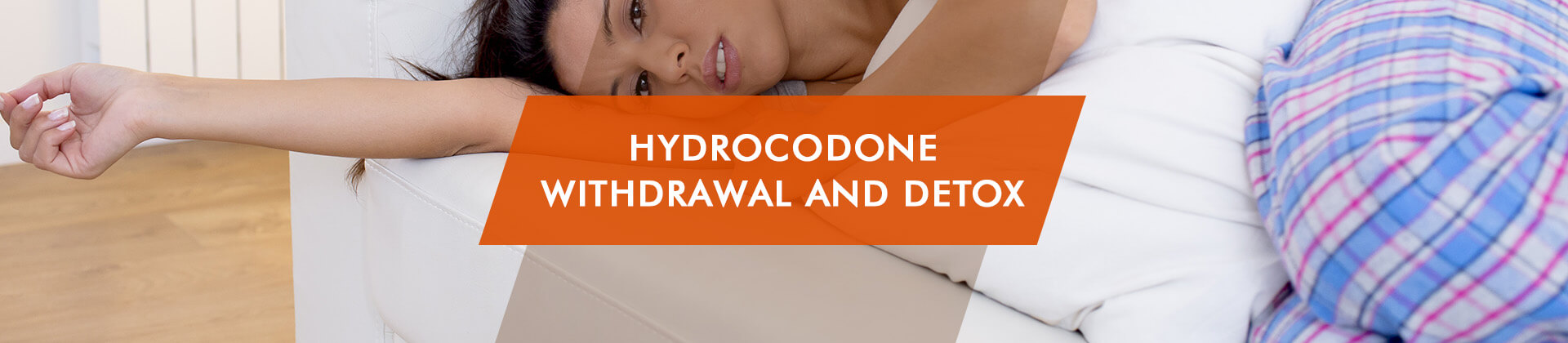 Hydrocodone Withdrawal and Detox