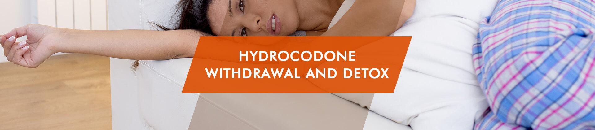 Hydrocodone Withdrawal and Detox