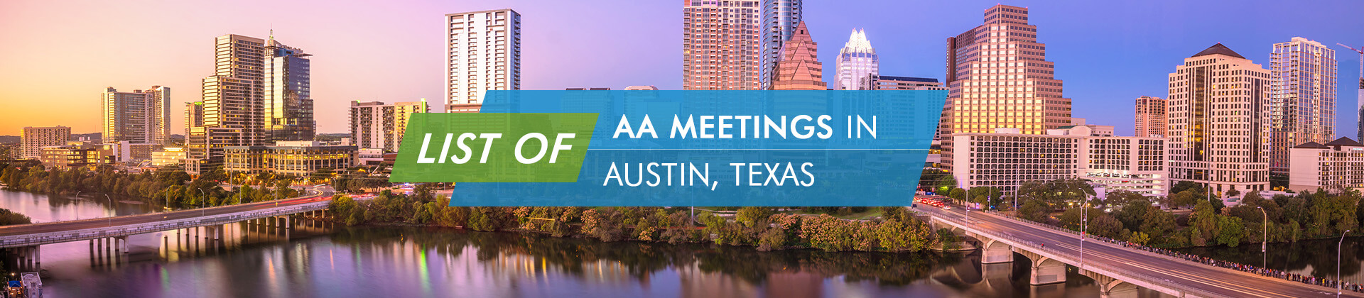AA meetings Austin Texas